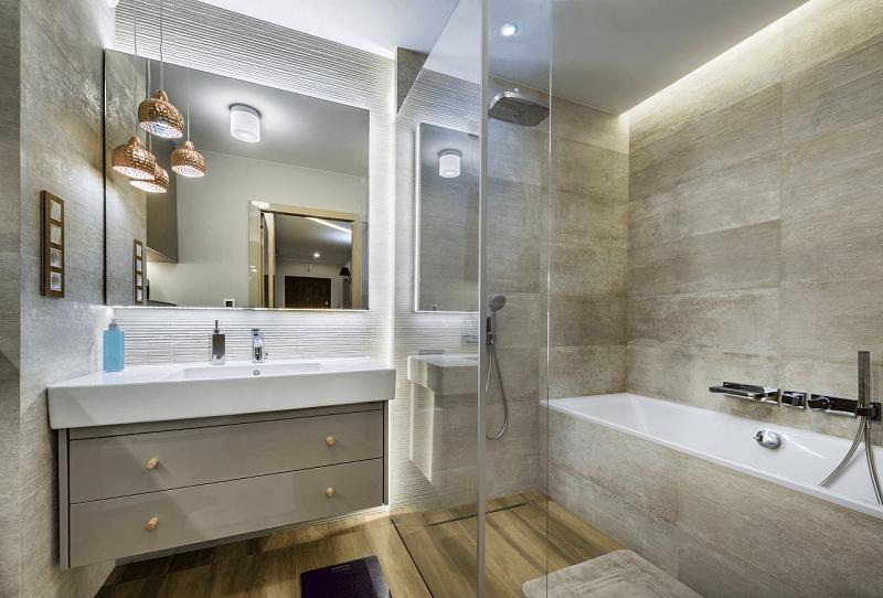 דלתות זכוכית למקלחת